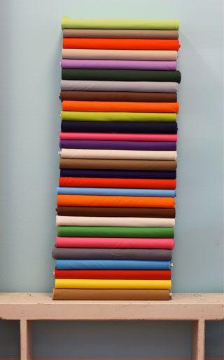 28 New Kona Cotton Colors