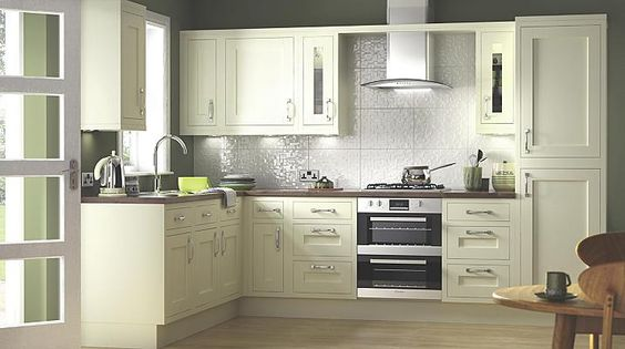 Ivory Style Framed, Kitchen Cabinet Doors & Fronts