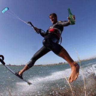 Fun, Nick Jacobsen, kitesufing new style