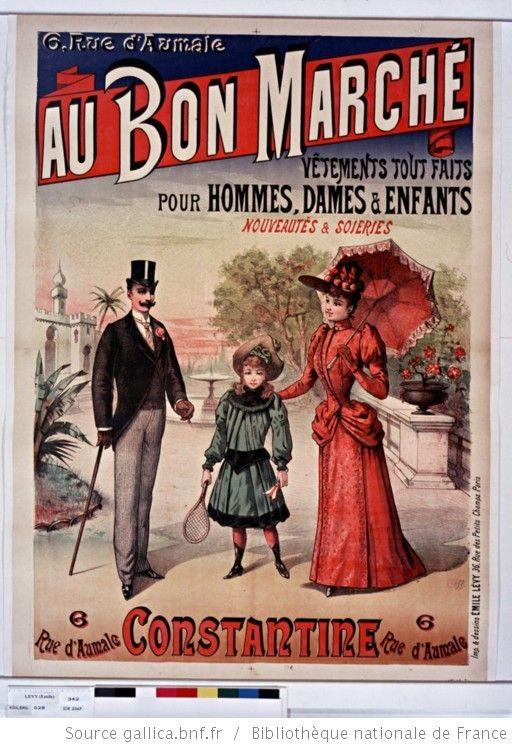 6 rue d 39 aumale au bon march v tements tout faits pour hommes dames enfants constantine - Marche au puce paris vetement ...
