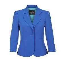 """Résultat de recherche d'images pour """"veste bleu"""""""