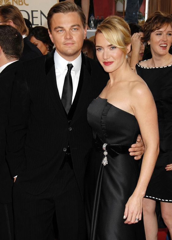 Leo & Kate. They're not a couple but should be. Just get married, already!