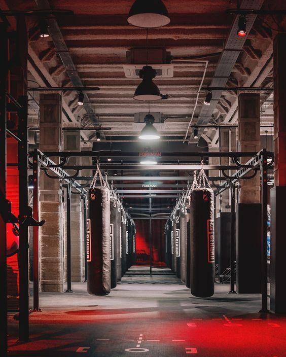 Image Result For Boxing Gym Wallpaper Gym Architecture Gym Design Interior Gym Interior