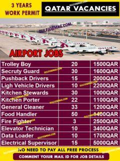Gcc Archives Gulf Job Mag Job Airport Jobs Job Application