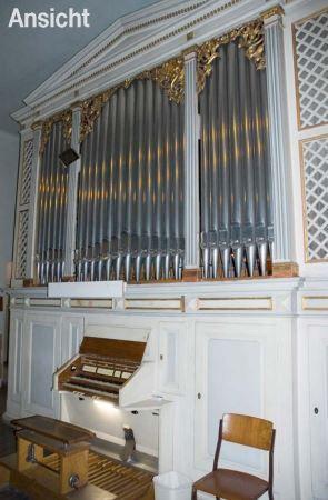 Wien/Wieden, Theresianum, Michaelskapelle – Organ index, die freie Orgeldatenbank