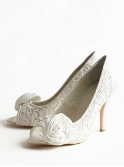 Sapatos vintage para noiva – Coleção Ruche [Foto]