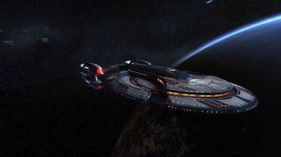 Hiperkapu :: Sci-Fi űrhajók :: Star Trek
