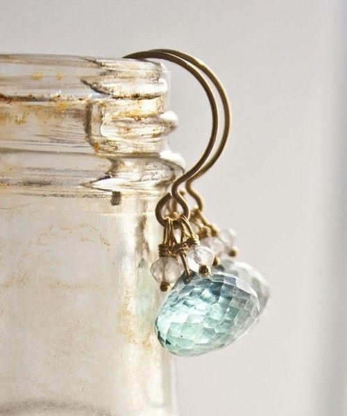 gemstone jewelry | Tumblr