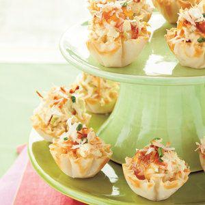 Curried Shrimp Tarts Recipes