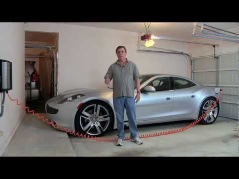 Fisker Karma Hybrid Electric Car Owner's Review (Warts and All) Final score = B+