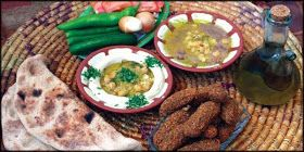 LEBANESE RECIPES: Palestinian Dishes