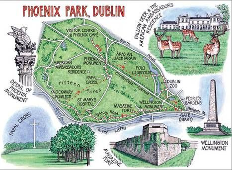 Phoenix Park, Dublin: