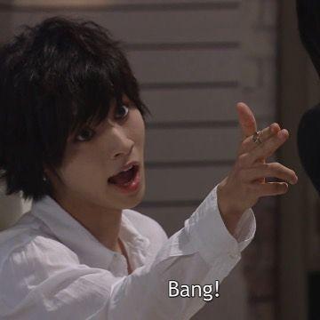 Yamazaki Kento as L in Death Note | JActor - Yamazaki ...