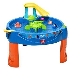 Amazon.com: Step2 Finding Dory Swim & Swirl Water Table: Toys & Games