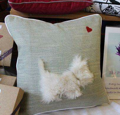 Unique Pillow Decoration