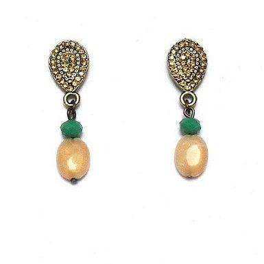Para todas as horas e todos os dias!  #cristal #murano #brinco #classico #chique #earrings #basic #chic #instamood #instagood