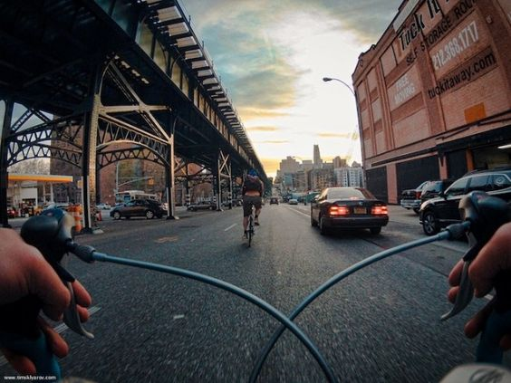 NY & bike
