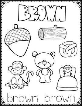 Prek And Kinder Coloring Sheets Bundle Alphabet Colors Shapes And Numbers Preschool Colors Preschool Coloring Pages Color Worksheets For Preschool