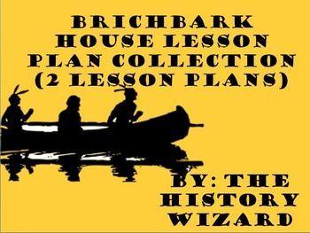 BirchBark House Lesson Plan Collection   lesson plans    Lesson    These two lesson plans are designed to connect   the BirchBark House book  The journal