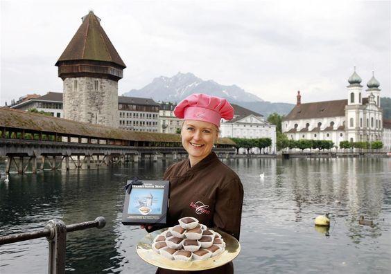 Wasserturmstein Luzern