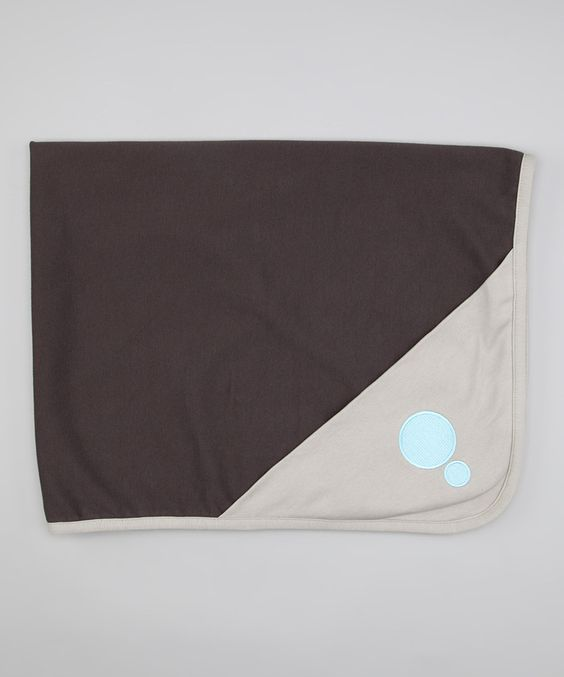 Look what I found on #zulily! Belly Armor  Dark Gray & Light Gray Chic Metro Belly Blanket by Belly Armor  #zulilyfinds