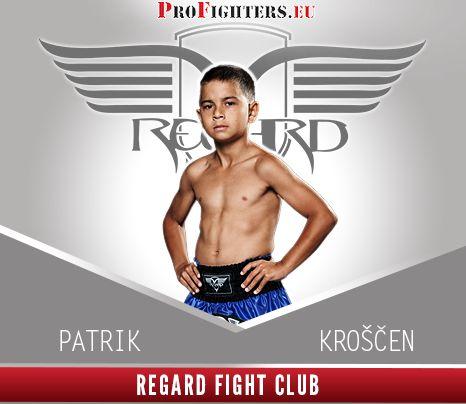 Patrik Kroščen www.profightersmagazine.eu