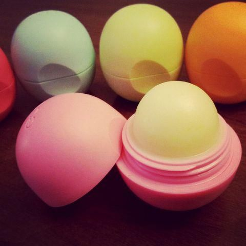 Eos is the best lip balm everrr!