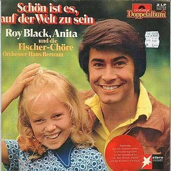 Roy Black & Anita  Ich war immer etwas eifersüchtig auf Anita, denn ICH wollte Roy Black heiraten.
