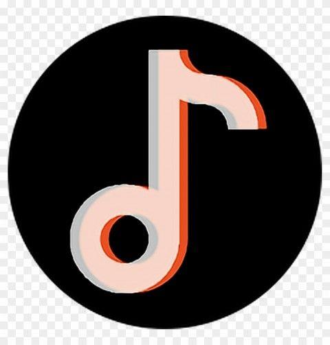 Https Www Citypng Com Public Uploads Preview Round Tik Tok Logo Icon 11582573534ajnyfb41wn Png Logo Icons Icon Round Logo