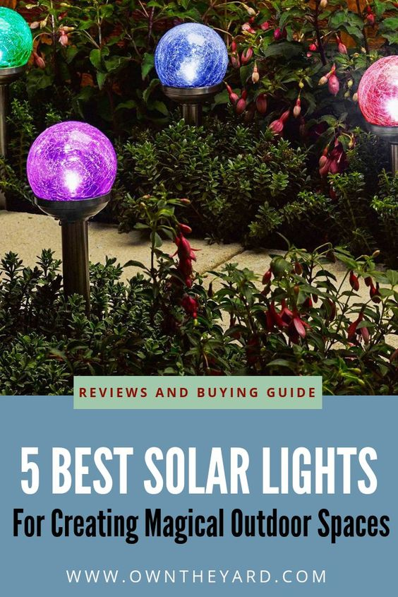 The Best Solar Lights For Your Home And Where To Buy Them 2021 Best Solar Lights Solar Lights Solar Lights Garden