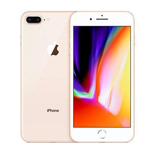 Apple Iphone 8 Plus 256gb Gold Fully Unlocked Renewed In 2020 Iphone Apple Iphone Iphone 8