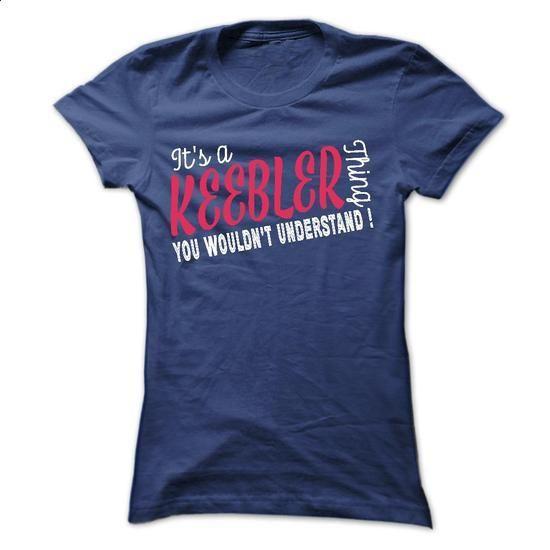 KEEBLER v3 !!! - #monogrammed gift #shirt diy
