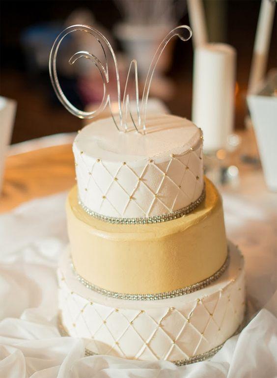 Divine Cake Designs Dorado : pastel de boda dorado cakes Pinterest Pastel