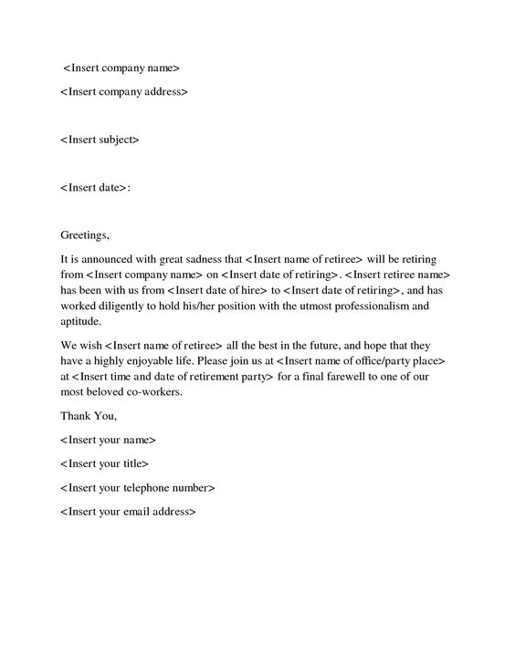 How To Write A Goodbye Letter To Coworkers - Apology Letter 2017