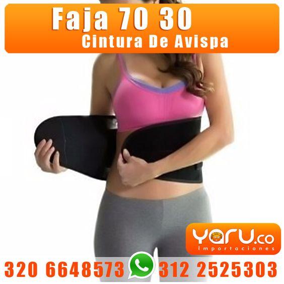 Faja Cinturilla 7030 Cintura De Avispa Cali Bogota Medellin