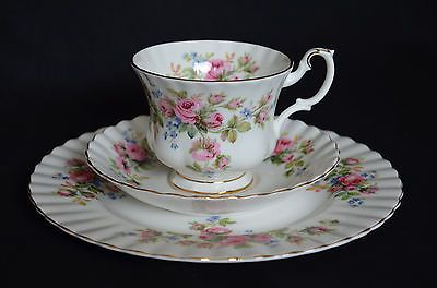 Royal Albert  7971 Court  Bone China Tea Cup and Saucer from England | Tea Cups I Want | Pinterest & Royal Albert
