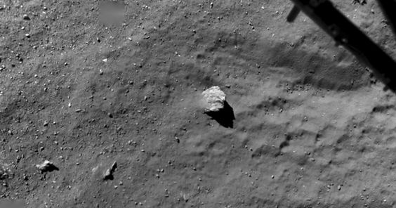 Philae revela presença de quatro moléculas orgânicas em cometa