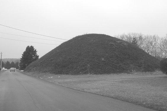 Numerous reports of giant human skeletons were reported within many of the burial mounds in Athens County, Ohio. Description from moundbuilder.blogspot.com. I searched for this on bing.com/images