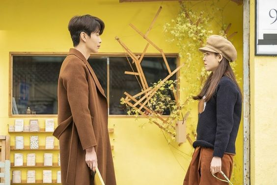 "Lee Min Ki And Seo Hyun Jin Have An Emotional Reunion As ""The Beauty Inside"" Nears Its End"