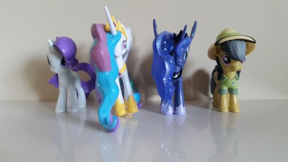 Equestria Daily: Toy Review: BEST PRINCESS and Sun from Funko (AKA Luna and Celestia)
