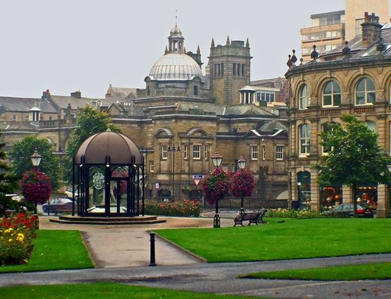 Harrogate (The Royal Baths), North Yorkshire