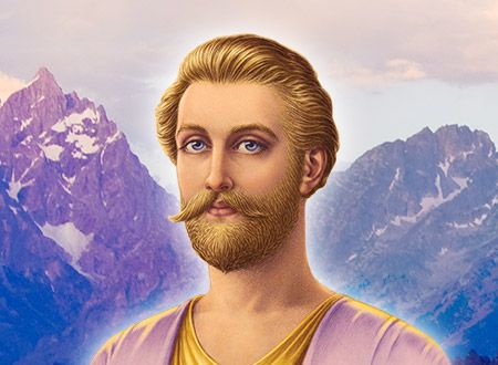 Maestro Ascendido Saint Germain Maestros Ascendidos Arte De La Geometría Sagrada Mundo Espiritual