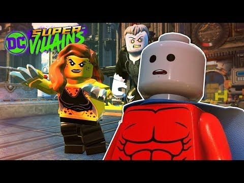 Ryan Toysreview Roblox Jailbreak - Bob From Brick Rigs Is A Villain Lego Dc Super Villains