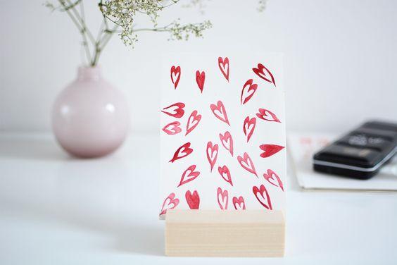 Pixi mit Milch   DIY: Valentinstagskarten   http://piximitmilch.at