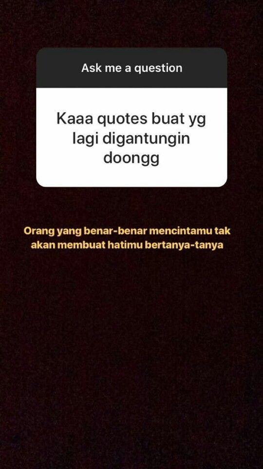 Pin Oleh Siti Nurhalisa Di Feelings Kata Kata Indah Motivasi Kutipan Buku