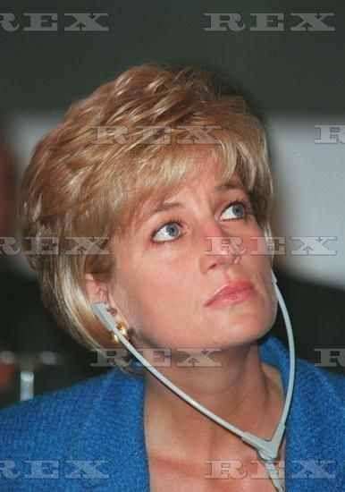PRINCESS DIANA Oct 1996
