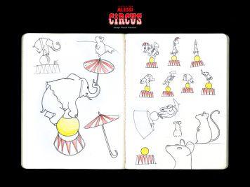 Alessi Circus – Un monde magique et émerveillé
