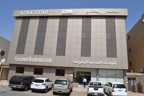 نجم أزهى للوحدات السكنية المفروشة فنادق السعودية شقق فندقية السعودية Outdoor Decor Residential Shed