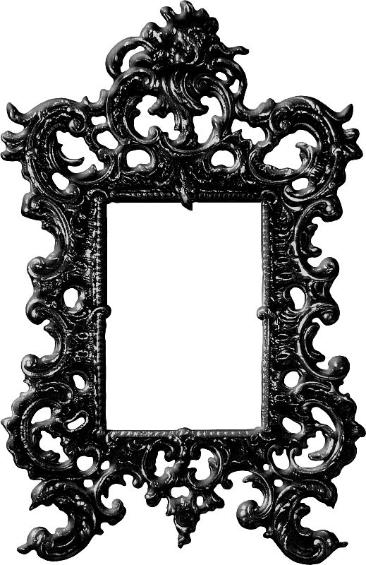 CH.B *✿* | Frames - Black and White | Pinterest | Scrapbooking and ...