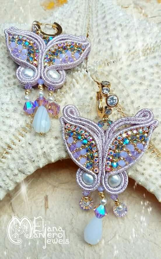 Little butterfly Eliana Maniero Jewels 2016
